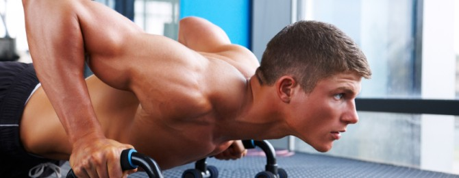 9 Ways for Better Push-Ups