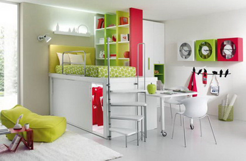 Awesome Small Room Designs (38 Photos)