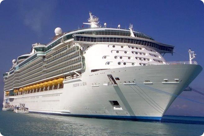 Top Biggest Cruise Ships In The World - Top 10 biggest cruise ship