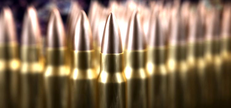 New .50 Caliber Bullet Can Change its Path in Mid-Air