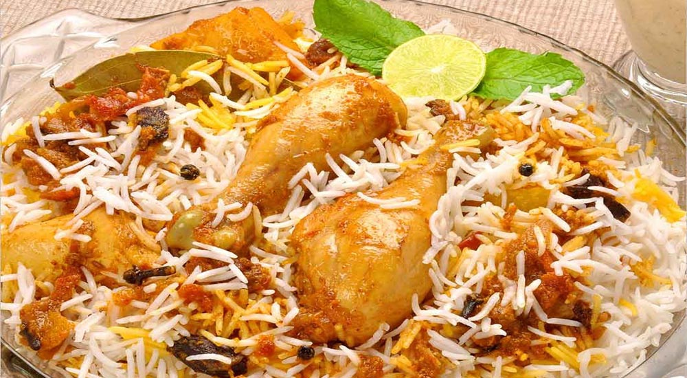 Health Benefits of Chicken Biryani