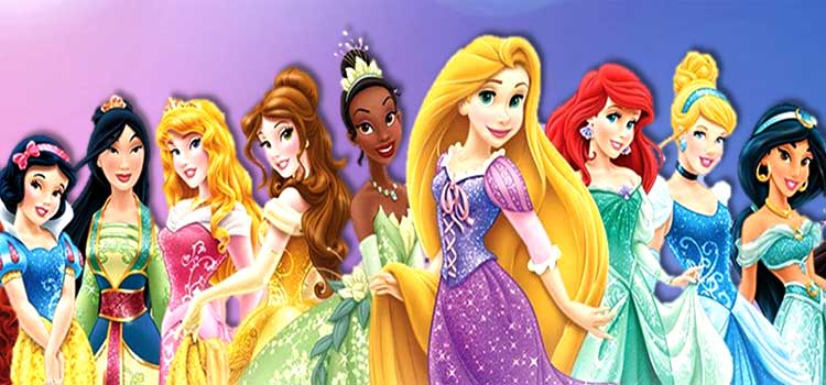 Does All Disney Princesses White?