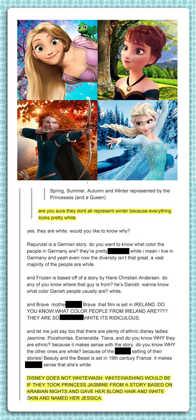 Disney-Whitewash