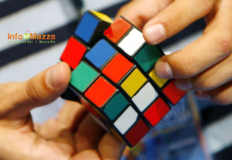 History of The RUBIK'S CUBE
