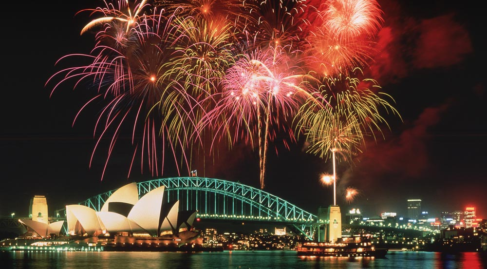Amazing Fireworks (22 Photos)