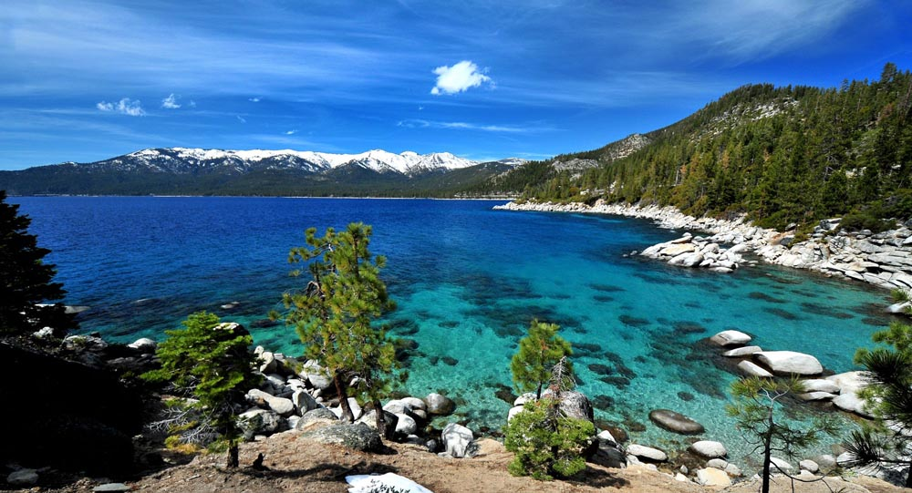 Lake Tahoe, Nevada (9 Photos)