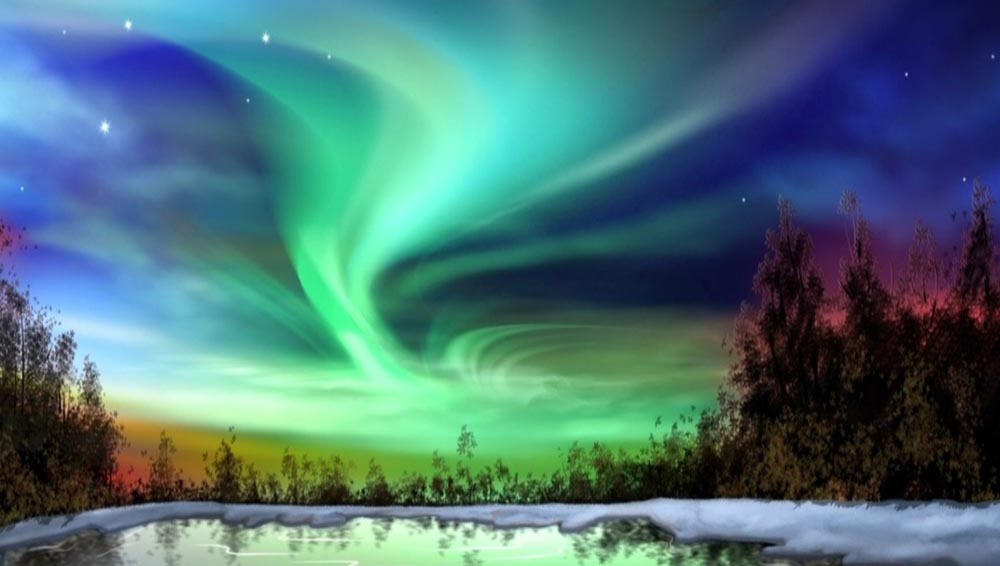 Northern Lights in Norway (8 Photos)