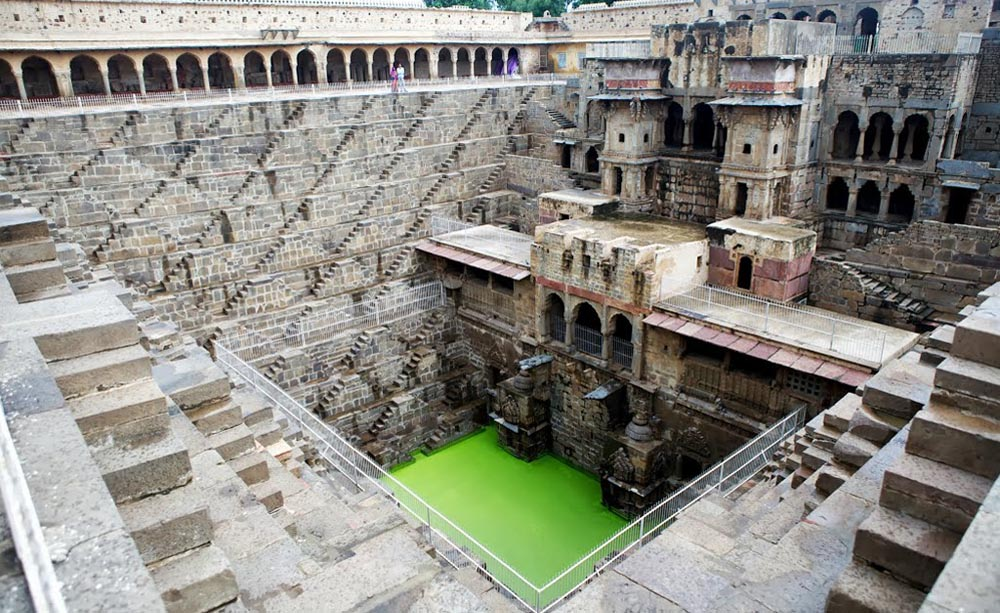 Step Well in Rajasthan