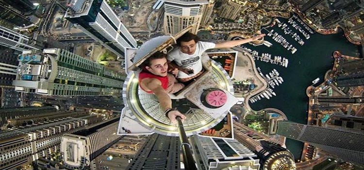 Amazing and Craziest Selfies (18 Photos)