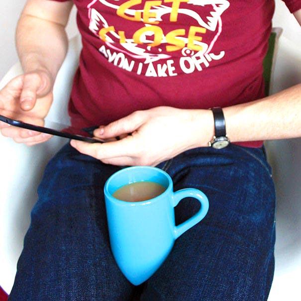 The Lap Mug 2