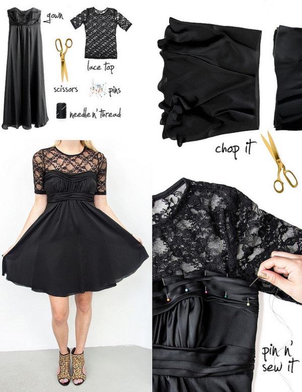 3. LACE DRESS