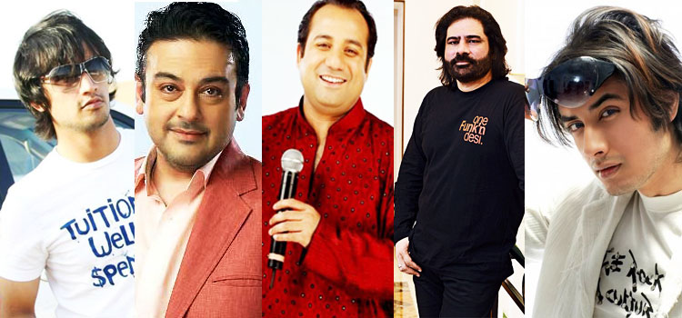 5 Pakistani Singers Who Made it Big in Bollywood