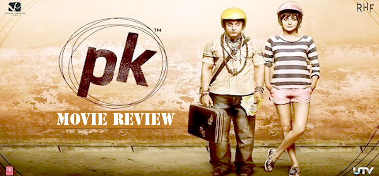 Movie Review: 'PK'
