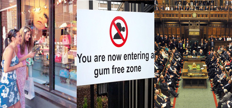 یورپی ممالک کے وہ قوانین، جو آپ کو حیران و پریشان کر دیں گے۔