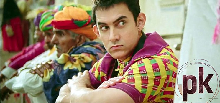 'PK' Makers Now Face Plagiarism Charge