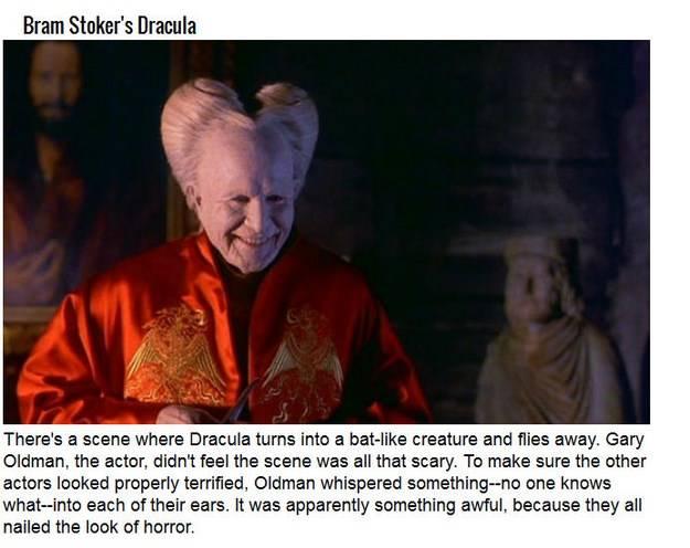 Bram Stoker's Dracula ... InfoMaza
