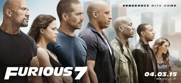 Fast and Furious 7 (2015), Cast, Posters and Trailer