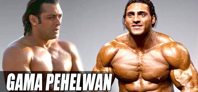 Salman Khan Offers Role to Wrestler Varinder Singh Ghuman in Gama Pehlwan Biopic