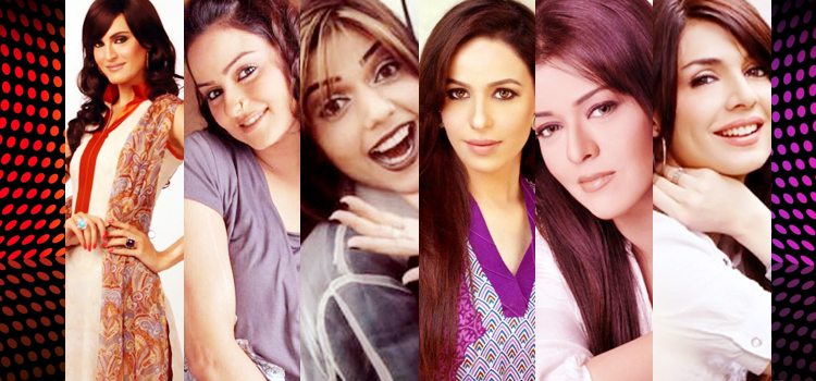 Famous Pakistani Actresses Who Don't Look Their Age