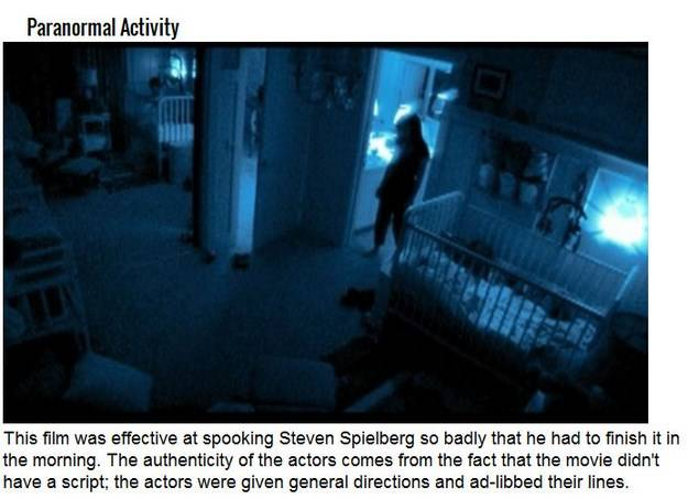 Paranormal Activity ... InfoMaza