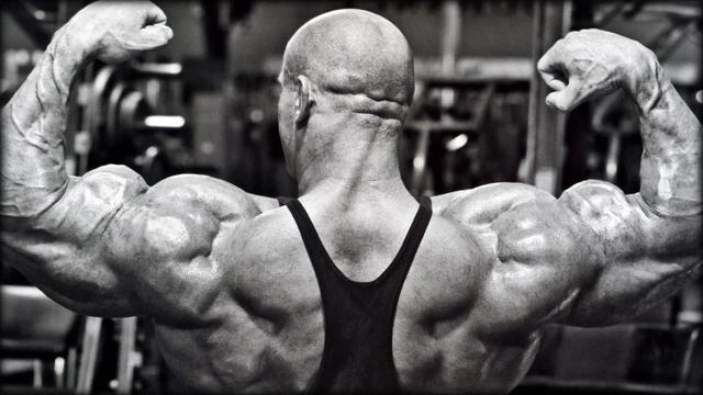 Short Shoulder Workout