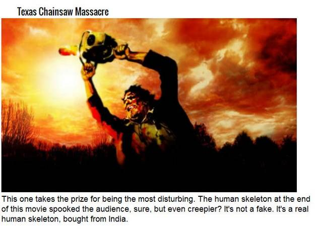 The Chainsaw Massacare ... InfoMaza