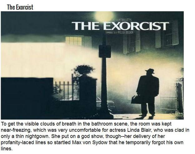The Exorcist ... InfoMaza