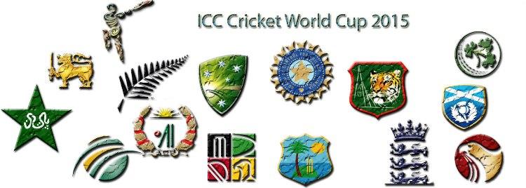 کرکٹ ورلڈ کپ 2015، مختلف ممالک کے تجربہ کار ترین کھلاڑیوں کی تفصیل