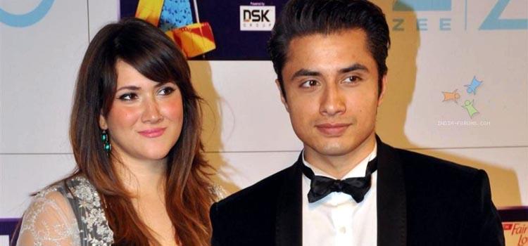 Ali Zafar Announces Birth of Baby Girl