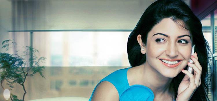 Anushka's First Look in 'Bombay Velvet' Unveiled