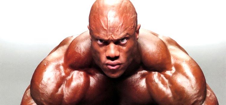Phil Heath Short Shoulder Workout