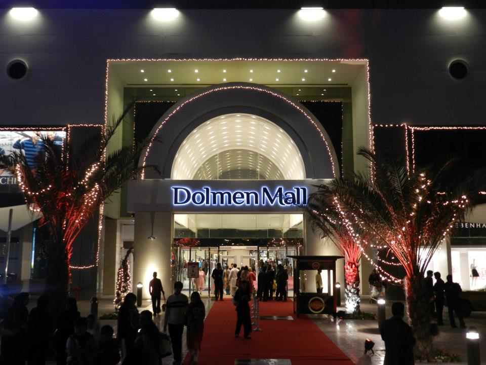 3- Go Shopping at Dolmen Mall, Clifton, Karachi