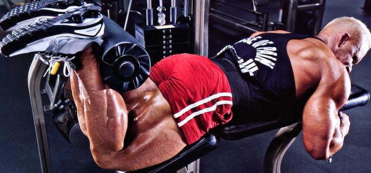 Dennis Wolf Short Leg Workout