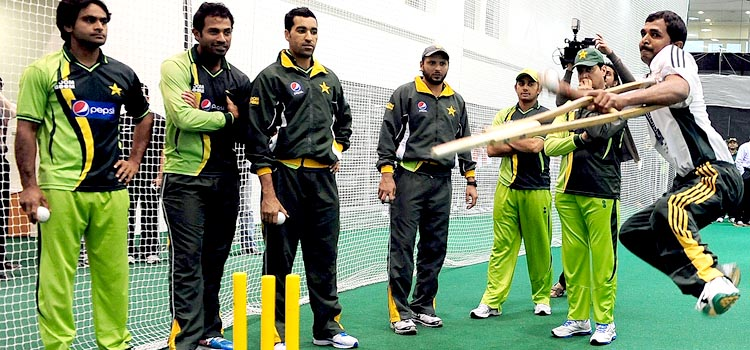 Farhan Saeed's Skills Continue to Inspire