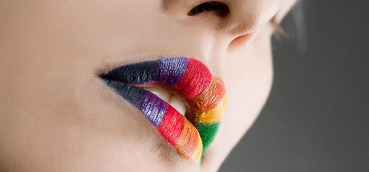 Three Lipstick Shades for All Skintones