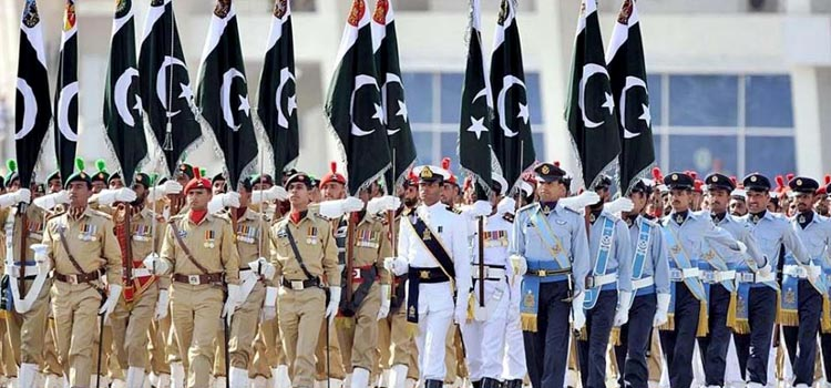 Preparations Complete for Pakistan Day Parade on 23 March 2015
