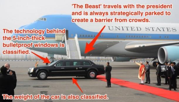 President Obama's Car 03