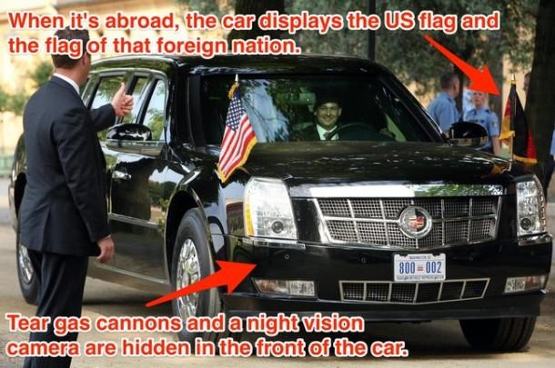 President Obama's Car 05
