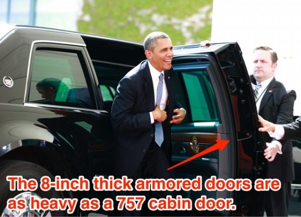 President Obama's Car 07