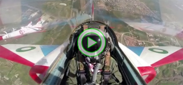 "Song Dedicated to ""SHERDILS"" (PAF Aerobatics Team)"