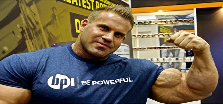 Jay Cutler Short Arm Workout