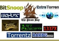 Top 15 Most Popular Torrent Websites of 2015