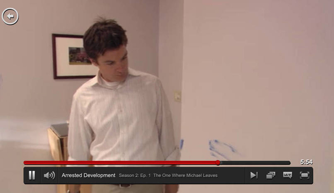17.1 A running joke in Arrested Development