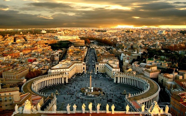 31 Vatican City and Rome