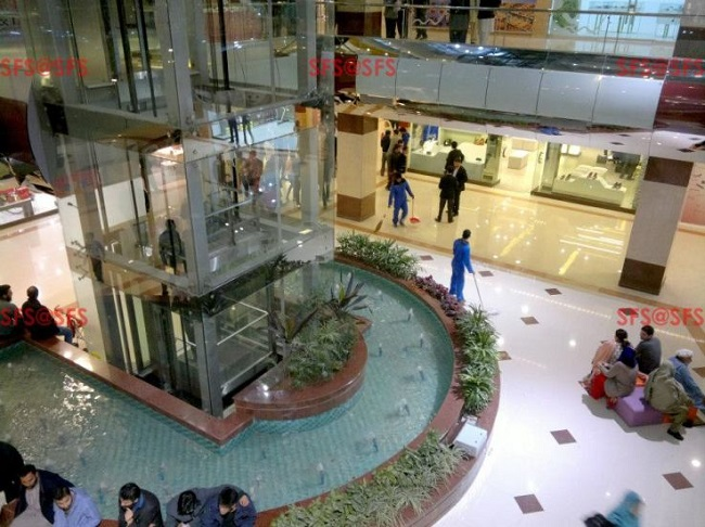 8- Go Shopping and Lots of Fun at The Centaurus Mall