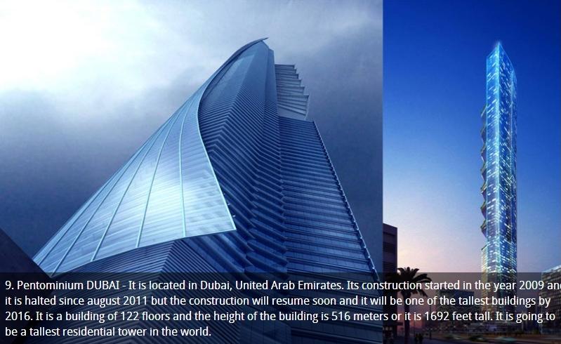 9. Pentominium Dubai