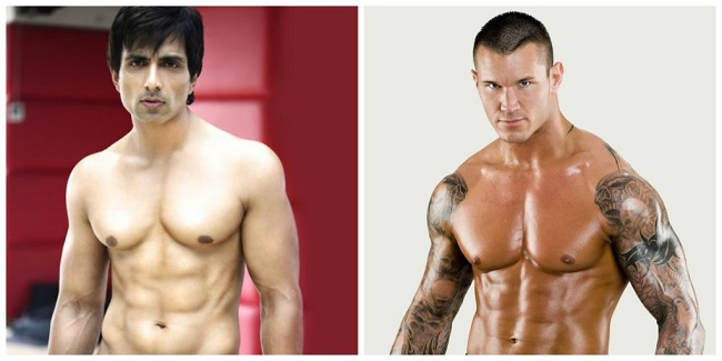 Sonu Soon & Randy Orton