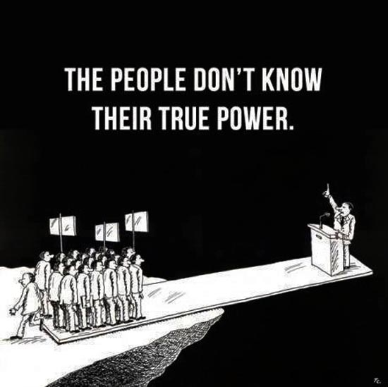 7) Need to realize their power to change circumstances