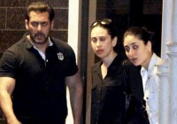 Exclusive Emotional Pictures of Celebrities Meeting Salman Khan After Bail (Photos)