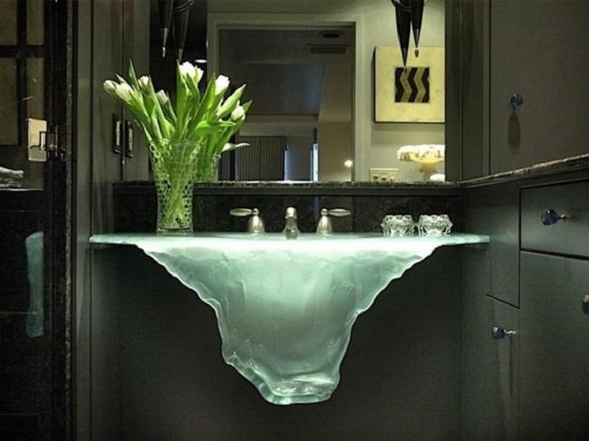 Melting Ice Sink